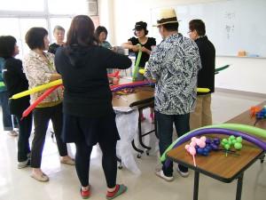 バルーンアート入門教室 (4)